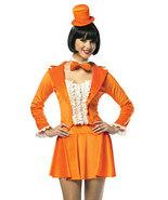 Fancy Dumb and Dumber Harry Orange Tuxedo Costume  - $27.14