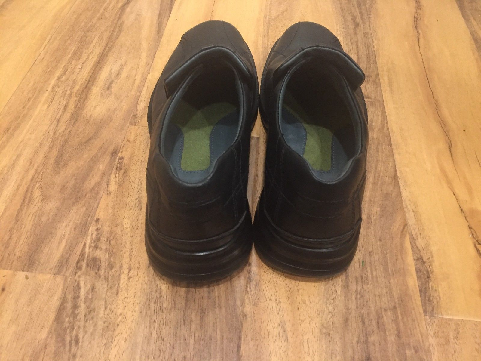 fa69a8f11fa2 Clarks 70845 Escalade Men Black Leather Slip and 50 similar items