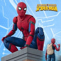 Spider Man Home coming BJD Spiderman 15cm Marvel Super Hero Action & Toy... - $19.10