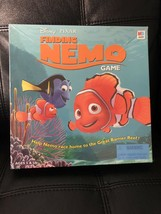 DISNEY PIXAR FINDING NEMO BOARD 2004 MILTON BRADLEY/HASBRO Brand New Sealed - $34.19