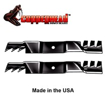 "Copperhead Mulching Blades for 36"" & 52"" Decks fit 482235 482724 482961 ... - $26.22+"