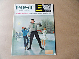 Saturday Evening Post Magazine February 8 1958 Complete - $12.99