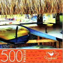 Surf Boards - 500 Piece Jigsaw Puzzle for Age 14+ - $14.84