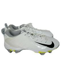 Nike Mens Vapor Untouchable Shark 3 Football Cleats White Size 7.5 M - $32.67