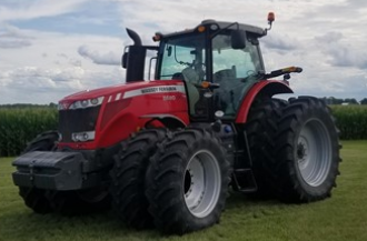 2012 MASSEY-FERGUSON 8680 For Sale In Yorkville, Illinois 60560