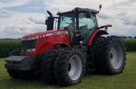 2012 MASSEY-FERGUSON 8680 For Sale In Yorkville, Illinois 60560 image 1