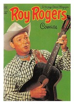 1992 Arrowpatch Roy Rogers Comics Trading Card #59 > Trigger > Happy Trail - $0.99