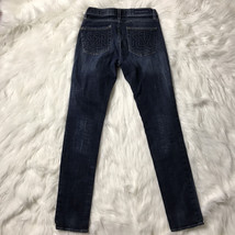 Rock And Republic Jeans Berlin Style Women's Size 6M Dark Wash Skinny - $21.78