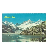 AK Glacier Bay Alaska Margerie Glacier Head of Tarr Inlet Vintage 4X6 Po... - $4.99