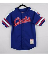 Stitches Chicago Cubs Soriano button down jersey youth size M - $20.12