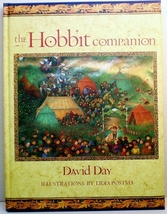 Hobbit Companion by David Day Exploration of JRR Tolkien 2000 - $12.00
