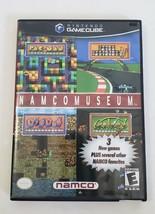 Namco Museum - Nintendo GameCube BL Black Label Video Game CIB Complete - $13.81