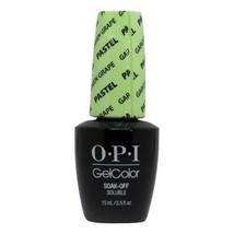 OPI GelColor Soak-Off Gel Lacquer Nail Polish, Gargantuan Green Grape - $13.66