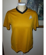 Kellogg's Star Trek Yellow T-Shirt Unisex Size Small  2009  - $29.99