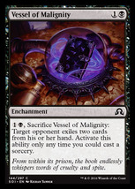 Magic The Gathering-Shadows Over Innistrad-Vessel of Malignity  - $0.05