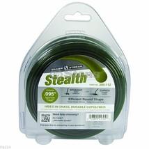 Stens #380-112 Silver Streak Trimmer Line Stealth .095 1/2 lb. Donut - $10.89