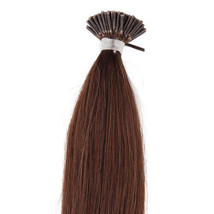 """18"""",22"""" 100grs,125s,I Tip (Stick Tip) Fusion Remy Human Hair Extensions #4  - $98.99+"""