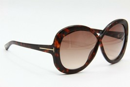New Tom Ford Tf 226 52F Margot Havana Gradient Authentic Sunglasses 63-5 - $130.90