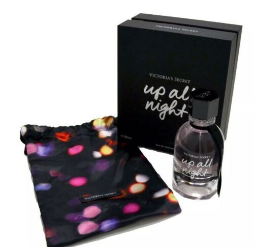 VICTORIA'S SECRET ANGEL STORIES Up All Night EAU DE PARFUM EDP Perfume 1.7 OZ image 4