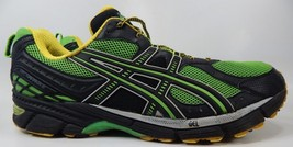 Asics Gel Kahana 6 Size 15 M (D) EU 50.5 Men's Trail Running Shoes Green T2E1N