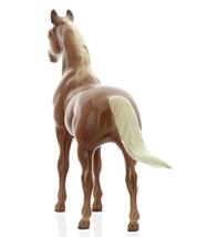"Hagen-Renaker Miniature Ceramic Horse Figurine Thoroughbred ""Silky Sullivan"" image 6"