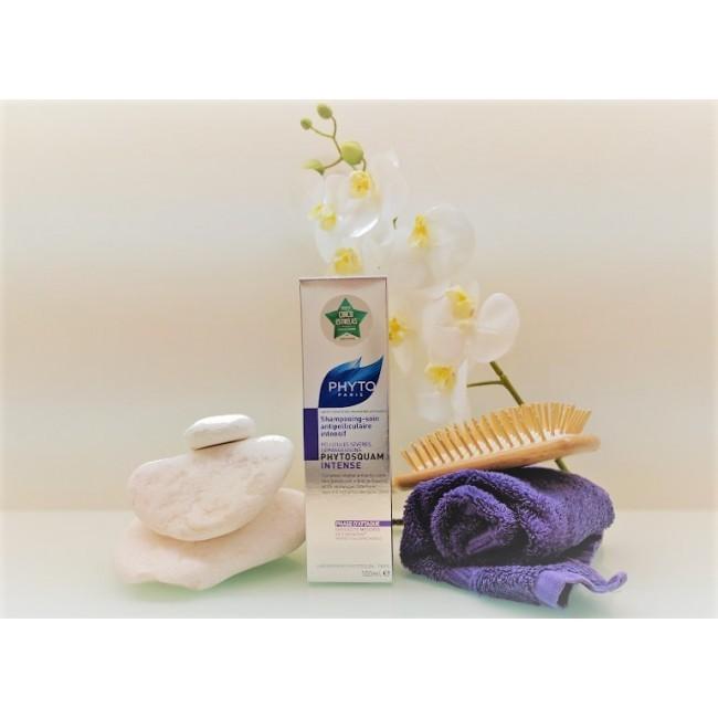 PHYTOSQUAM INTENSE Anti-dandruff Care Shampoo 100ml