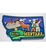 Montana Helena Multi Color Fridge Magnet - $4.00