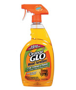 Orange GLO 32 oz. Wood Furniture Cleaner and Polish  - $14.79