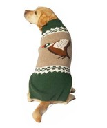 Mallard  Dog Sweater Chilly Dog Hand Knit Wool  XXS-XXXL Pet Puppy Warm ... - $32.66+