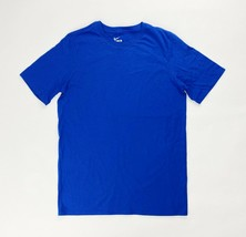 Original Nike Tee Youth XL Boys Girls Athletic Cut Short Sleeve Shirt Blue - $9.49