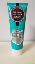 Bath and Body works Hot Cocoa and Cream Ultra Shea Body CREAM lotion 8 Fl oz - $9.89