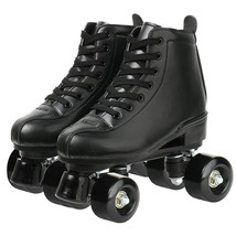 Classic Roller Ss High-Top Double-Row Leather Roller Ss For Women And  - $101.99