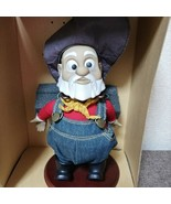 Toy Story Prospector Figure Doll Roundup Rare Young Epoch vintage Rare - $599.99