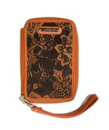 Sharif Women Wristlet Wallet Orange 6 X 4 - €13,29 EUR