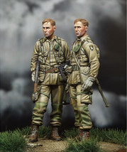 1 : 35 scale resin model figures kit German M3502 [tuskmodel] Free Ship... - $15.29