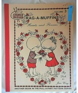 Rag-A-Muffins Hearts and Flowers Volume 3 by Dick & Jan Way, 1978 - $4.95
