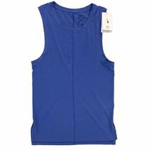 Nike Yoga Training Sleeveless Tank Top Size Small Slim Fit Stretch Fabri... - $29.99