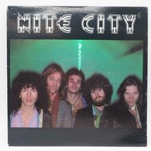 Vintage Nite City Self Titled Record Album Vinyl LP T-528 - $4.94