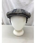 Vintage English CABBIE FLAT CAP Newsboy golf Gatsby Greek Driving Ivy Ea... - $69.99