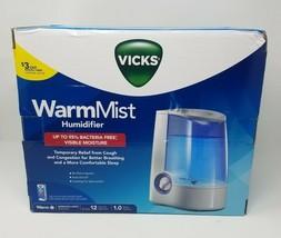 Vicks  V745A Warm Mist Humidifier with Auto Shut-off - $29.69