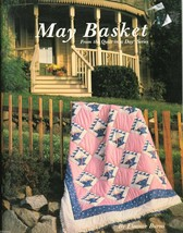 May Basket Quilt Pattern Book Quilt In A Day - $13.87