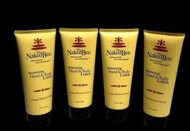 The Naked Bee Orange Blossom Honey Hand & Body Lotion 6.7 oz  4 Pack Lar... - $43.55