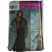 Simplicity 4956 Sewing Pattern Misses Costumes Size RR 14,16,18,20 - $12.74