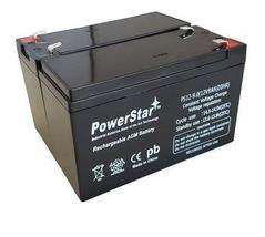 RBC5, 12V 9.0AH UPS Complete Replacement Battery Kit for Tempest TR7.5-12 - $42.56