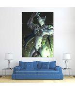 Wall Poster Art Giant Picture Print Genji Blackwatch Overwatch 2369PB - $22.99