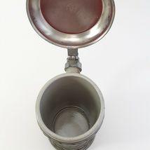 West Germany Stein Piaffe Spanische Reitschule Vienna Souvenir Mug With Lid  image 7