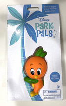 Walt Disney World Parks Pals Florida Orange Bird Clip Figure Figurine w/ Stand - $21.90