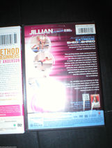 New DVD 3 Lot Yoga Shed & Shred Method Jillian Michaels Tracy Anderson 6 Workout image 6