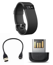 Fitbit - Charge Hr Heart Rate And Activity Tracker + Sleep Wristband SMA... - $79.99