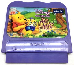 VTech V Smile Winnie The Pooh: Honey Hunt Video Game Cartridge Learning ... - $9.77